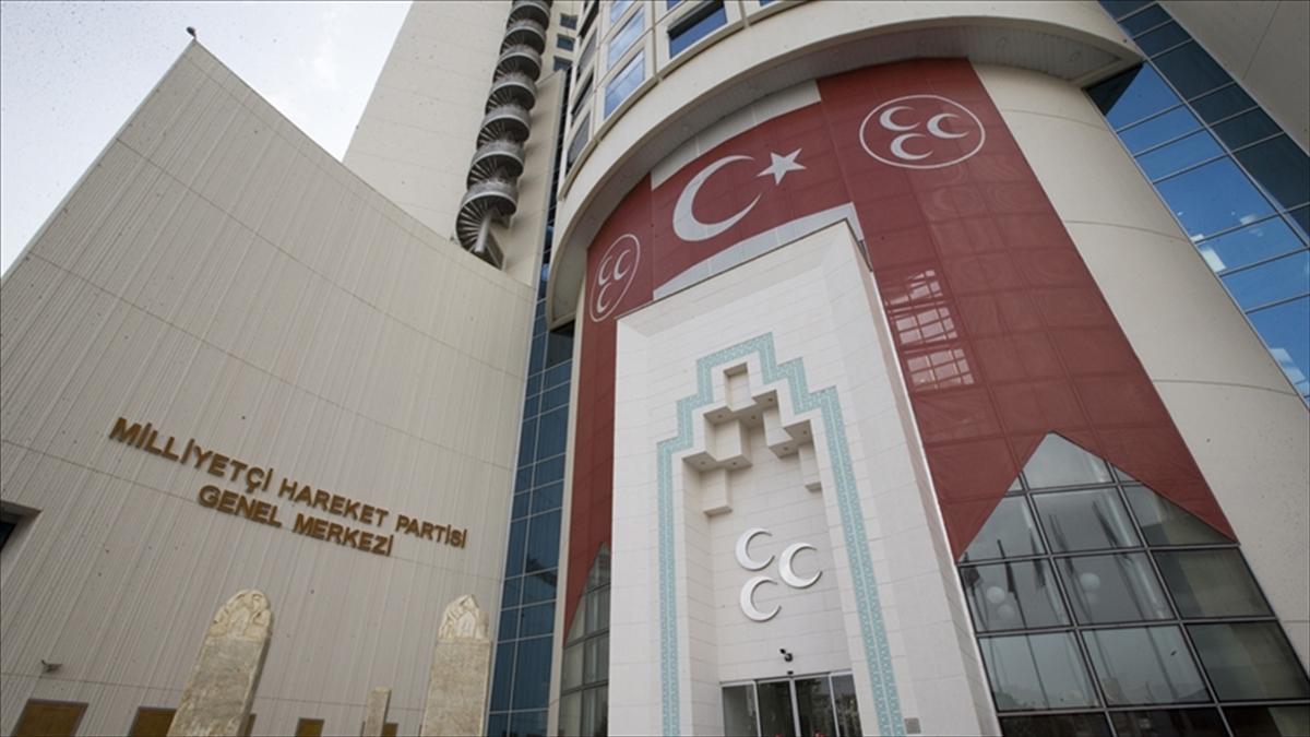 Eski MHP Aydın Milletvekili Kumcuoğlu, kesin ihraç talebiyle tedbirli olarak disipline sevk edildi