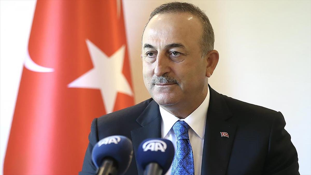 Çavuşoğlu: Başından beri Kovid-19'la mücadelede 157 ülke ve 12 uluslararası örgüte yardımlarda bulunduk