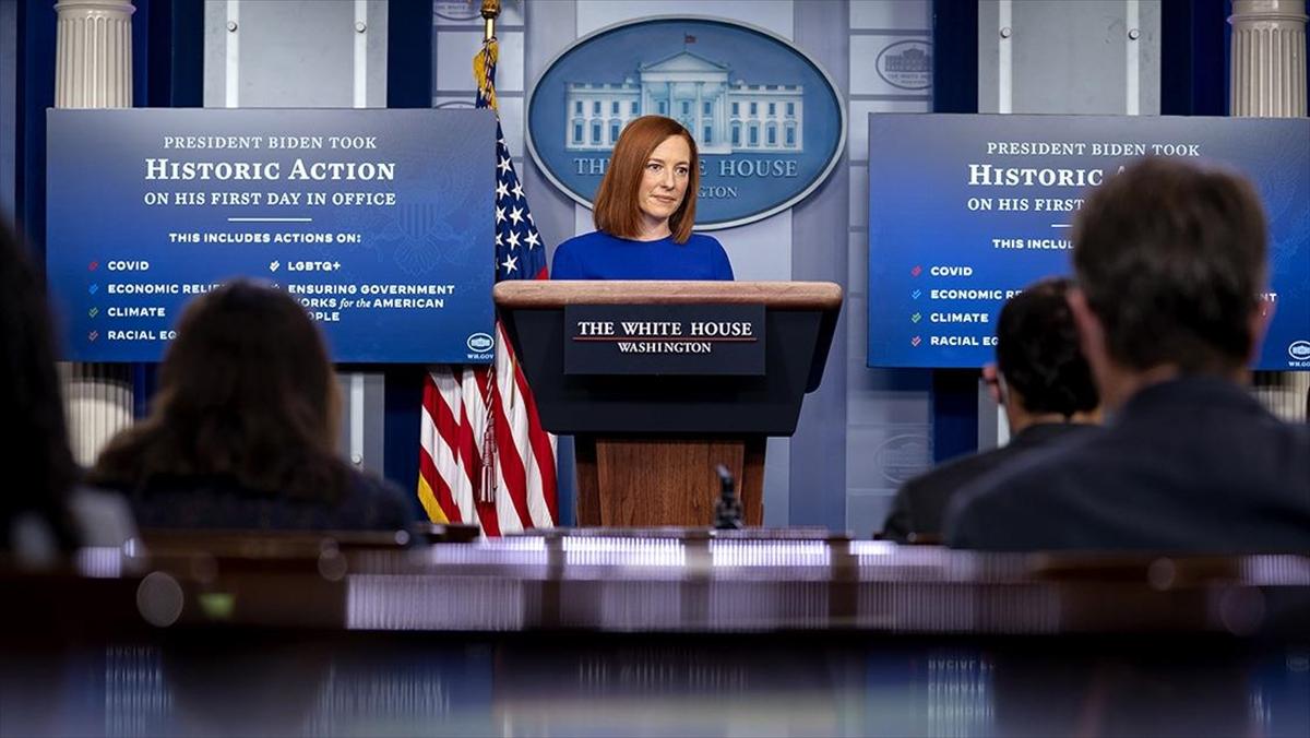 Beyaz Saray: ABD, Ukrayna'daki krize ilişkin müttefiklerle görüşme halinde