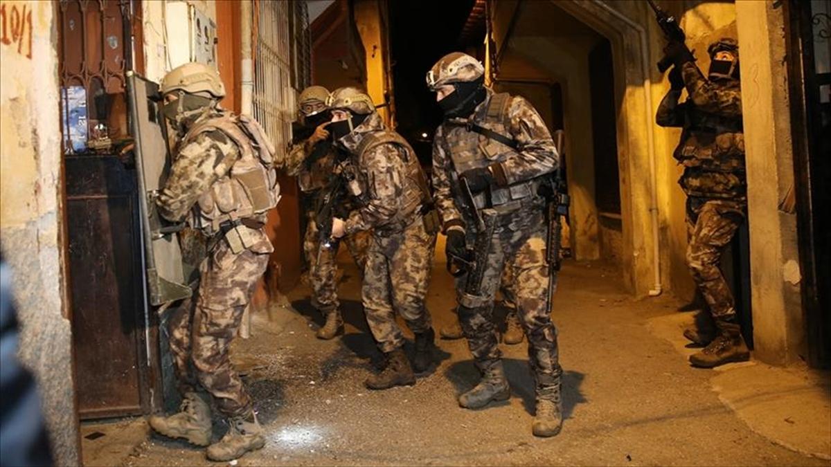 Terör örgütü DEAŞ'a yılın ilk 3 ayında ağır darbe