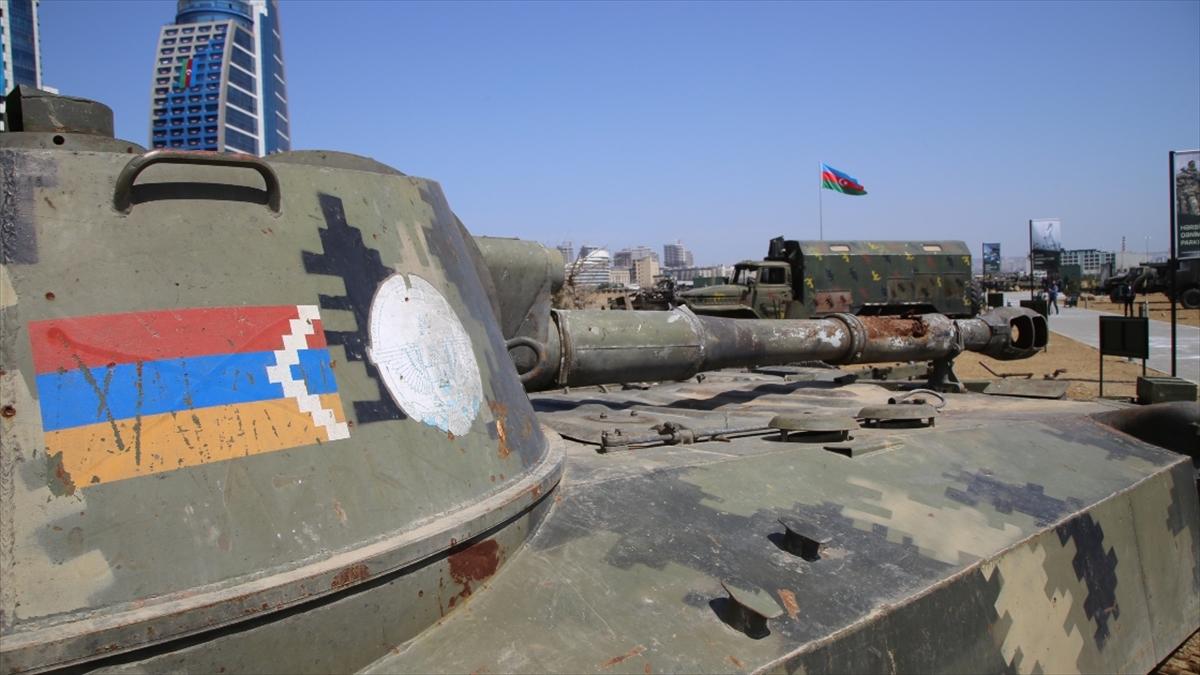 TBMM, Ermenistan'ın Karabağ savaşındaki hak ihlallerini raporlaştırdı