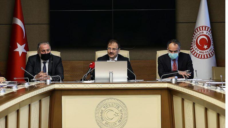 TBMM İnsan Haklarını İnceleme Komisyonu, Ermenistan'ın Karabağ Savaşı'ndaki hak ihlalleri raporunu kabul etti
