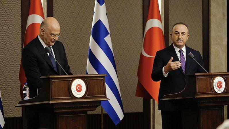 Bakan Çavuşoğlu: Yunanistan'la sorunların yapıcı diyalog yoluyla çözülebileceğine inanıyoruz