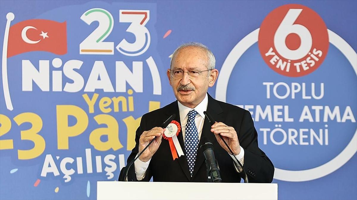 CHP Genel Başkanı Kılıçdaroğlu: Bizim görevimiz engelleri aşmaktır