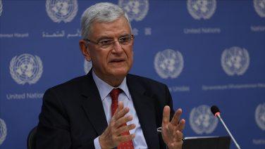 BM 75. Genel Kurul Başkanı Bozkır'dan BM Güvenlik Konseyi reformu çağrısı