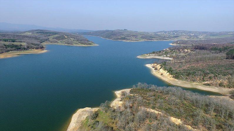 İstanbul'un barajlarındaki doluluk oranı yüzde 78,36 seviyesinde