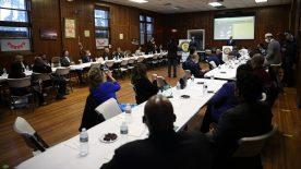 ABD'de yerel yöneticiler ve Türk temsilciler iftarda buluştu