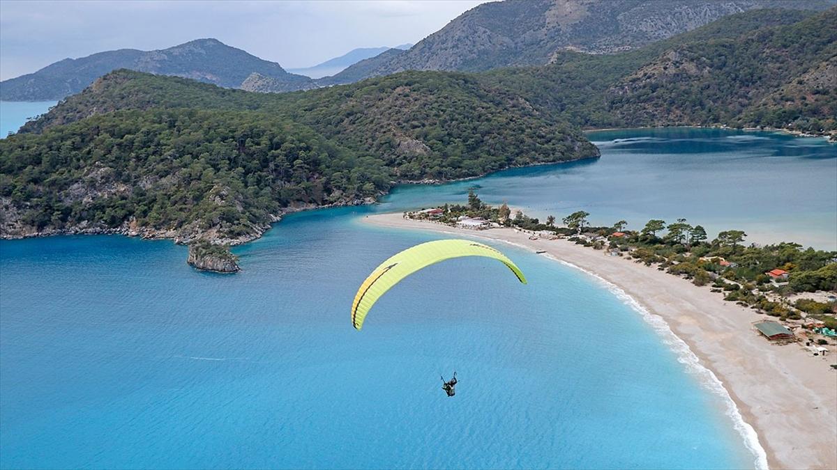 Türkiye, 519 mavi bayraklı plajıyla dünya 3'üncüsü oldu