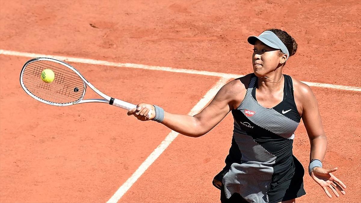 Japon tenisçi Naomi Osaka Fransa Açık'tan çekildi
