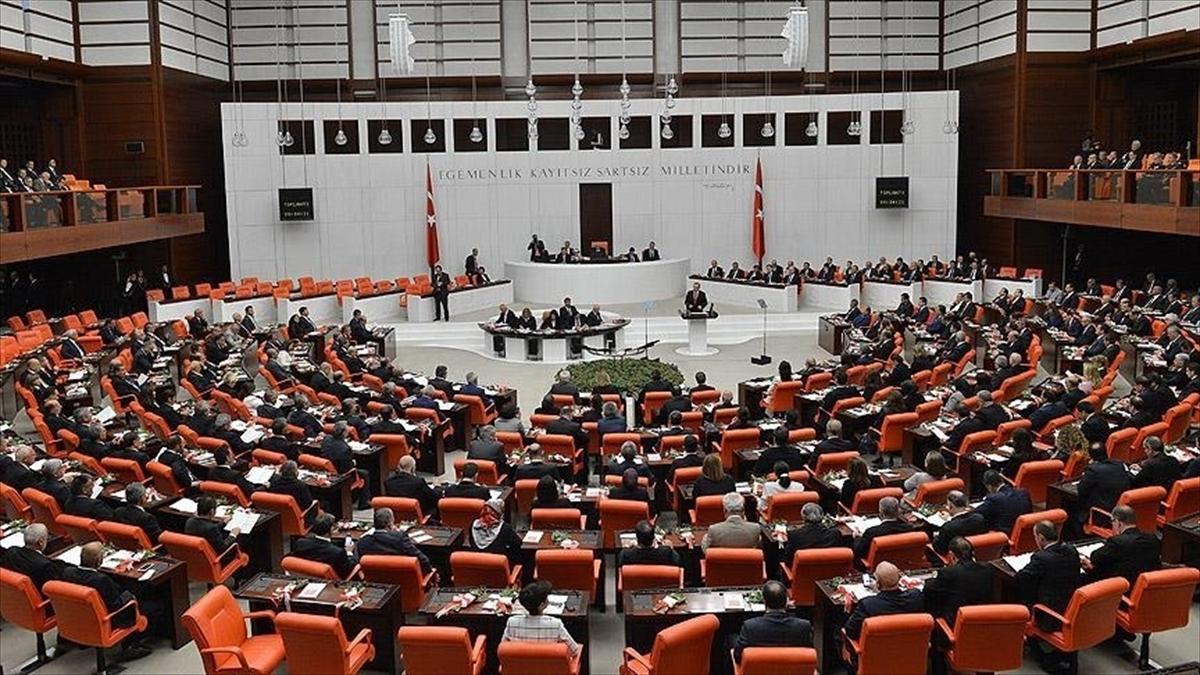 Bazı kamu alacaklarının yapılandırılmasına ilişkin kanun teklifi TBMM Genel Kurulu'nda kabul edildi
