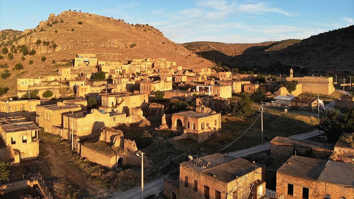 Mardin'de film ve dizilere ev sahipliği yapan Dereiçi turizme kazandırılacak