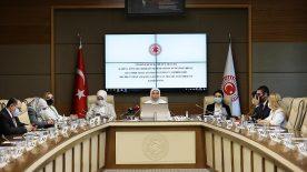 TBMM Kadına Yönelik Şiddetin Araştırılması Komisyonu, medya temsilcilerini dinledi