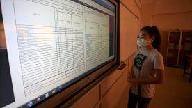 Öğrenciler karne heyecanını dijital ortamda yaşadı