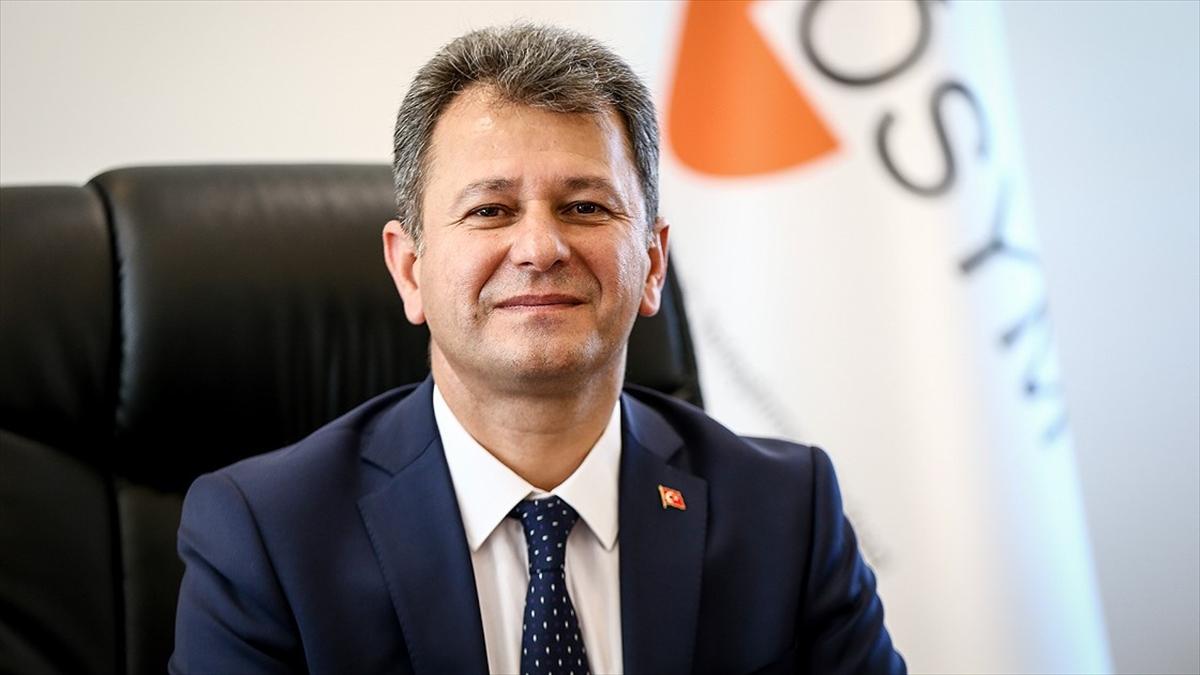 ÖSYM Başkanı Halis Aygün: 2021-YKS'nin tüm oturumları başarıyla tamamlandı