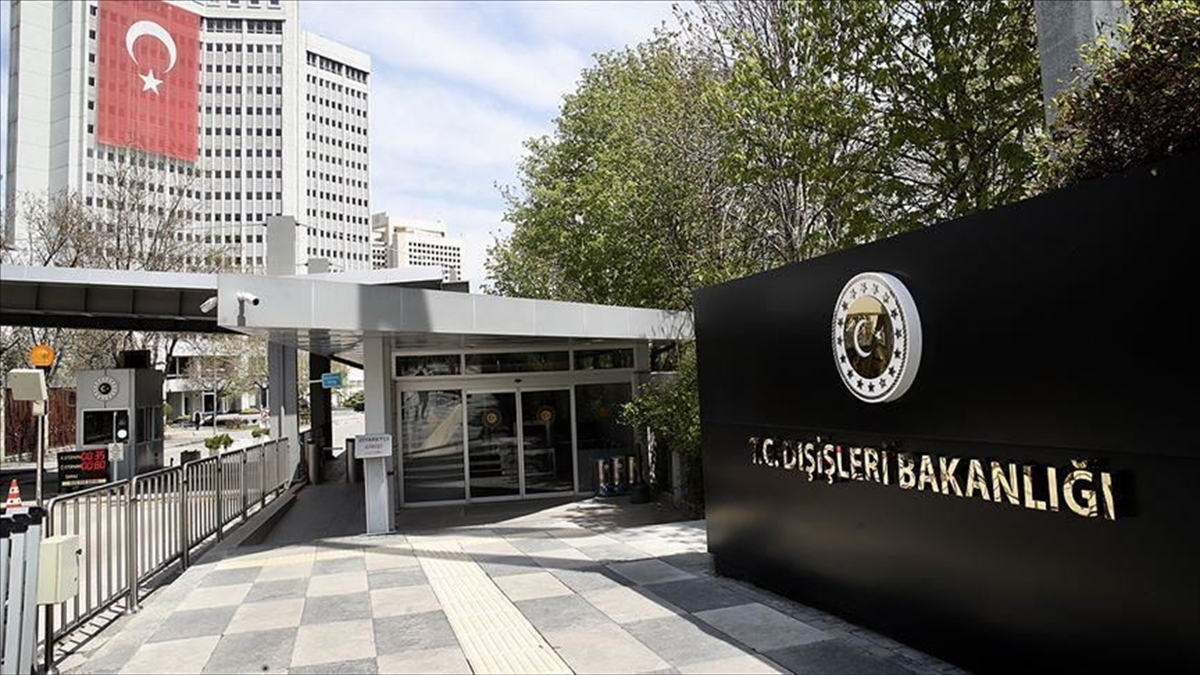 Dışişleri Bakanlığı: Türkiye, göç yollarında meydana gelen acı hadiselerden üzüntü duymaktadır