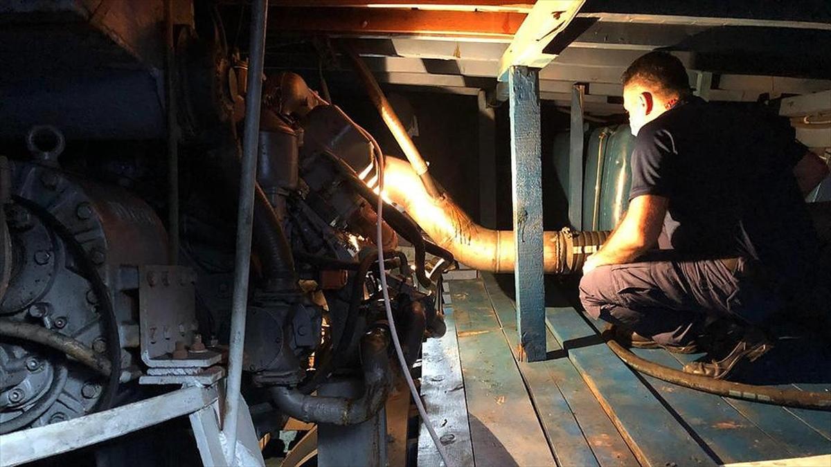 Balıkçı teknesindeki 'yaş' oyununu nükleer fizikçiler ortaya çıkardı