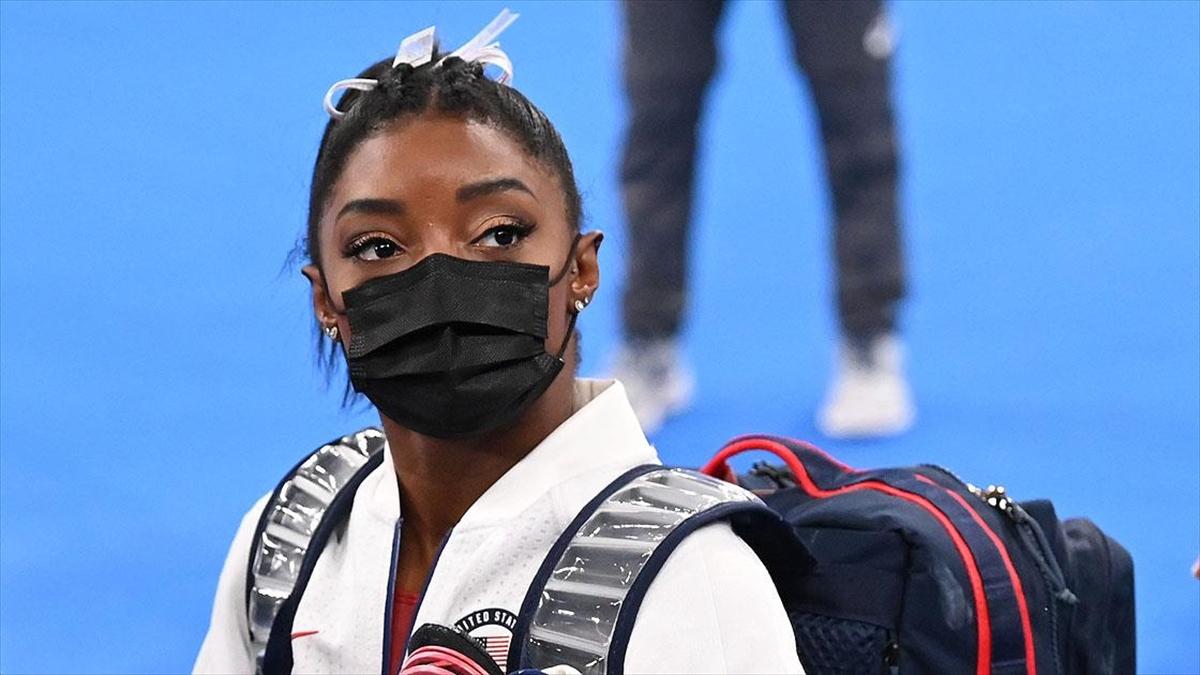 Simone Biles sağlık gerekçesiyle bireysel genel tasnif finallerine de katılmayacak