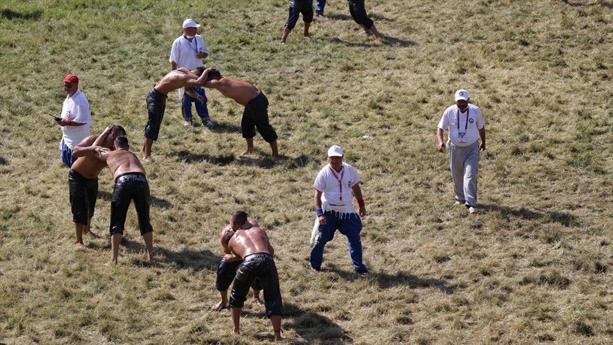 661. Tarihi Kırkpınar Yağlı Güreşleri gelecek yıl 1-3 Temmuz tarihlerinde yapılacak