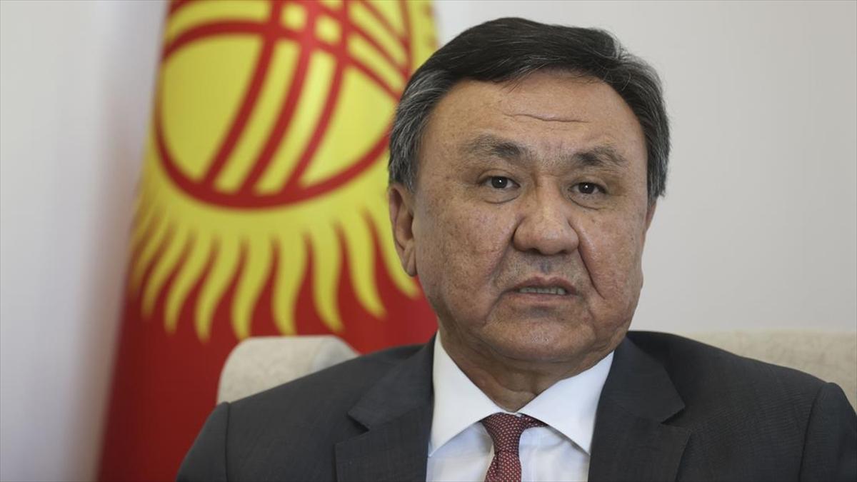 Kırgızistan'ın Ankara Büyükelçisi Ömüraliyev, Türk iş insanlarını ülkesine yatırım yapmaya çağırdı