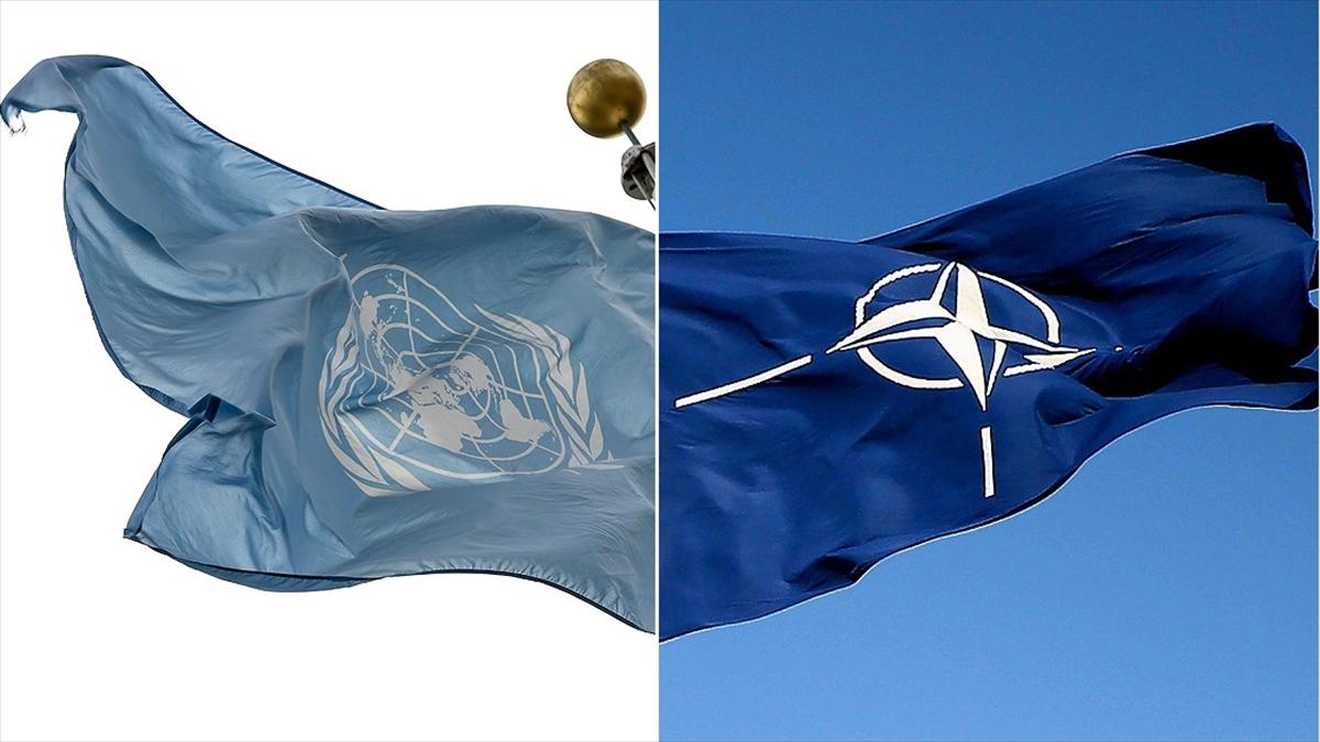 NATO ve BM Genel Sekreterleri New York'ta Afganistan ve iklim değişikliğini görüştü