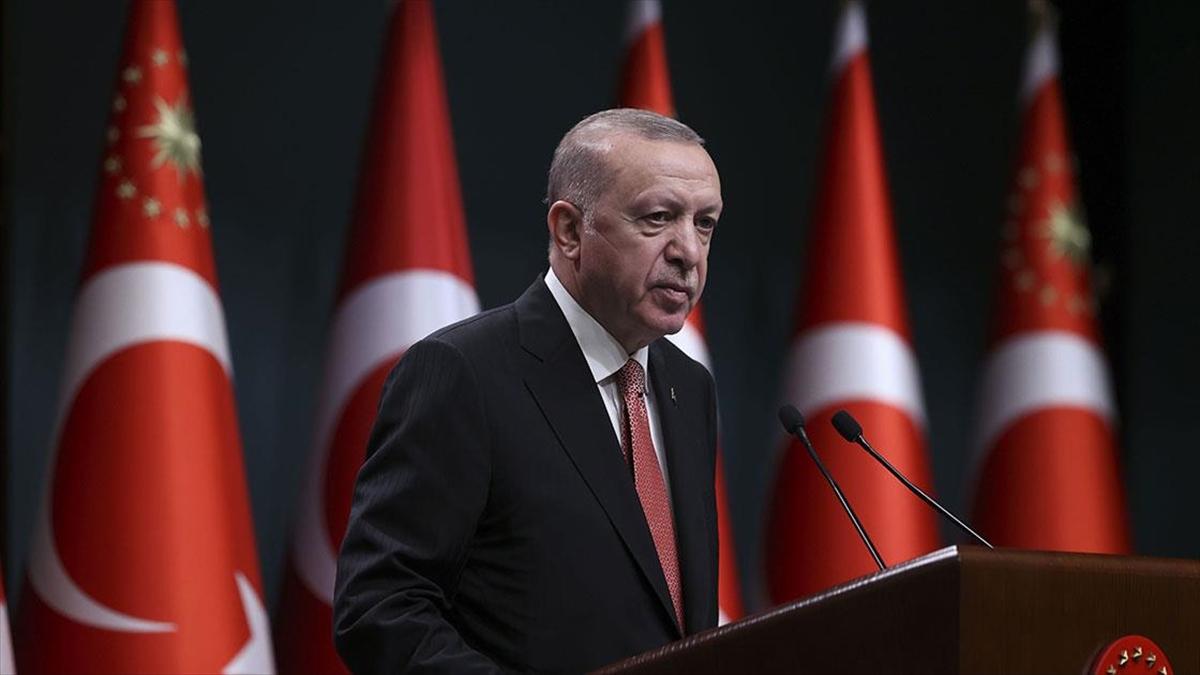 Cumhurbaşkanı Erdoğan'dan Erişilebilir Ulaşım ve Ulusal Genç İstihdam Stratejisi eylem planlarına ilişkin genelge