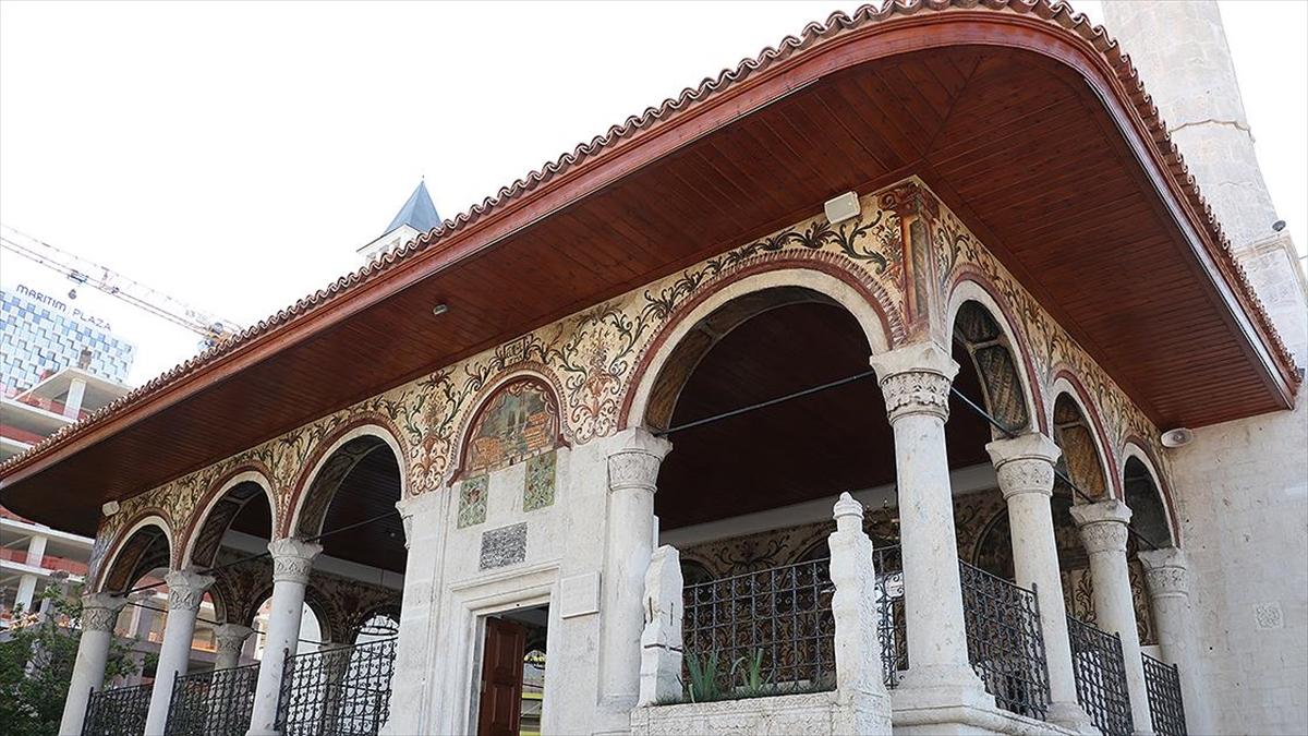 TİKA tarafından restore edilen Arnavutluk'taki Ethem Bey Camisi ibadete açıldı