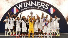 Fransa, UEFA Uluslar Ligi şampiyonu oldu