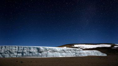 İklim değişikliği nedeniyle Afrika'nın nadir buzullarının eriyebileceği belirtildi
