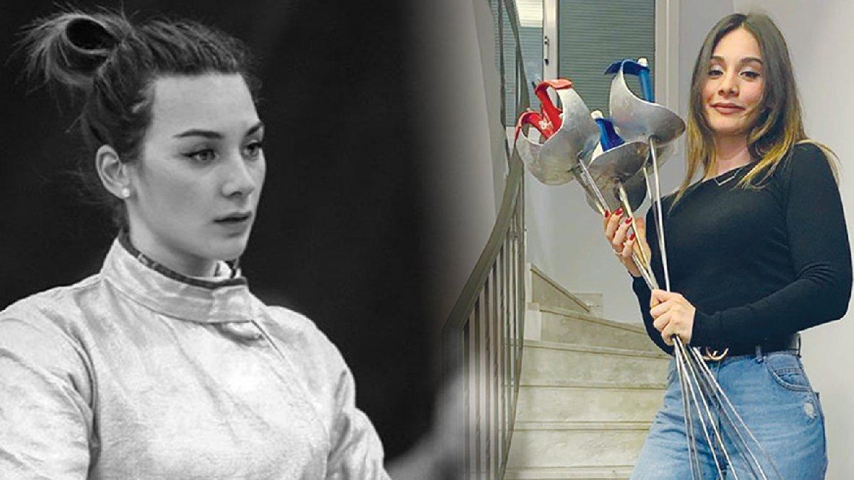 Avrupa şampiyonu eskrimci Fatma Zehra Köse: 'Kılıç kadına pek yakışır'
