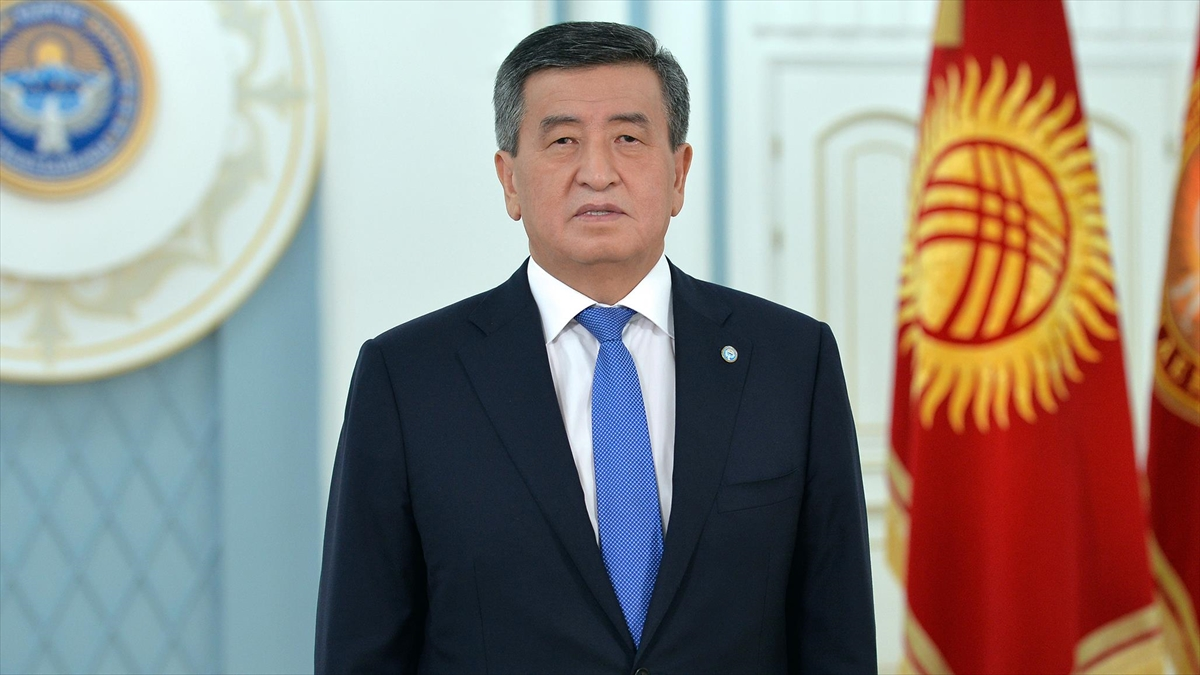Kırgızistan Cumhurbaşkanı Ceenbekov: Tüm siyasi güçler masada toplanmalı