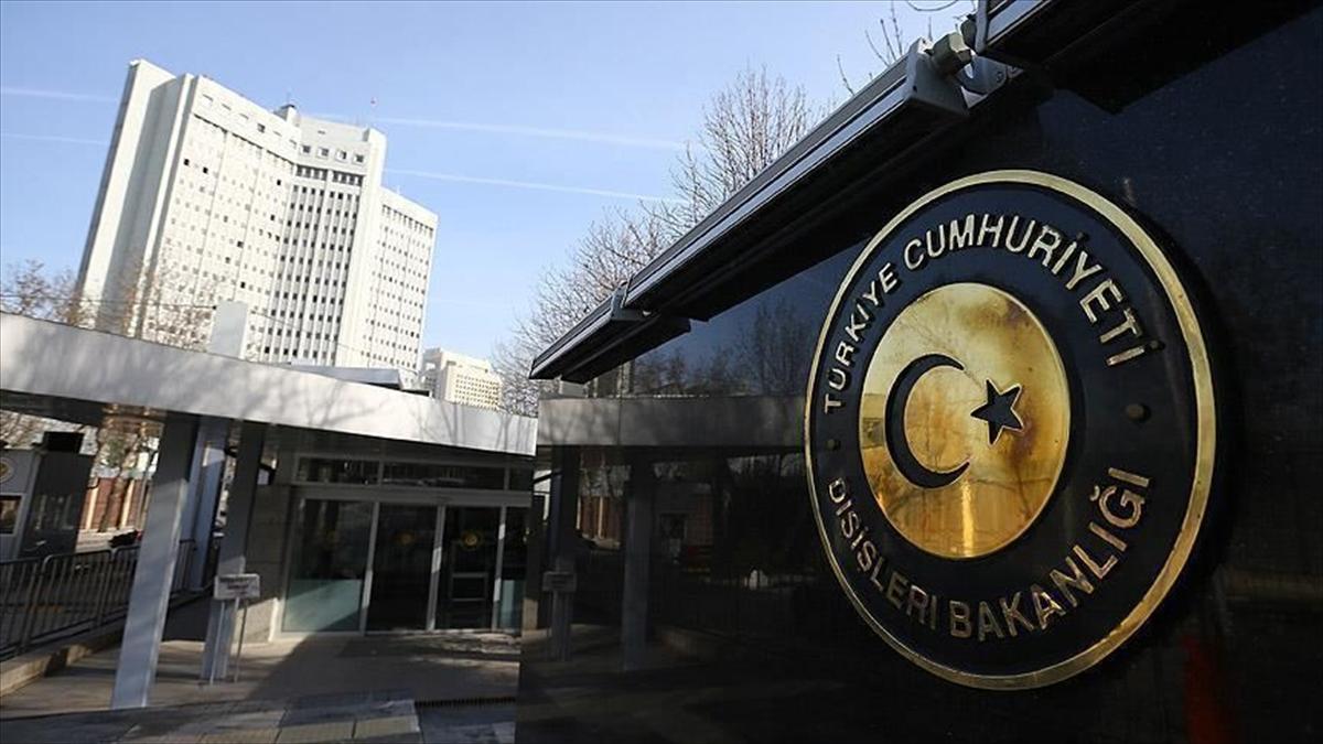 Dışişleri: Nice'deki saldırıyı şiddetle kınıyoruz