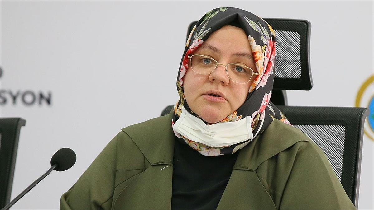 Bakan Zehra Zümrüt Selçuk: İzmir'deki yardımlaşma ve dayanışma vakıflarına 6,6 milyon lira kaynak aktarıldı