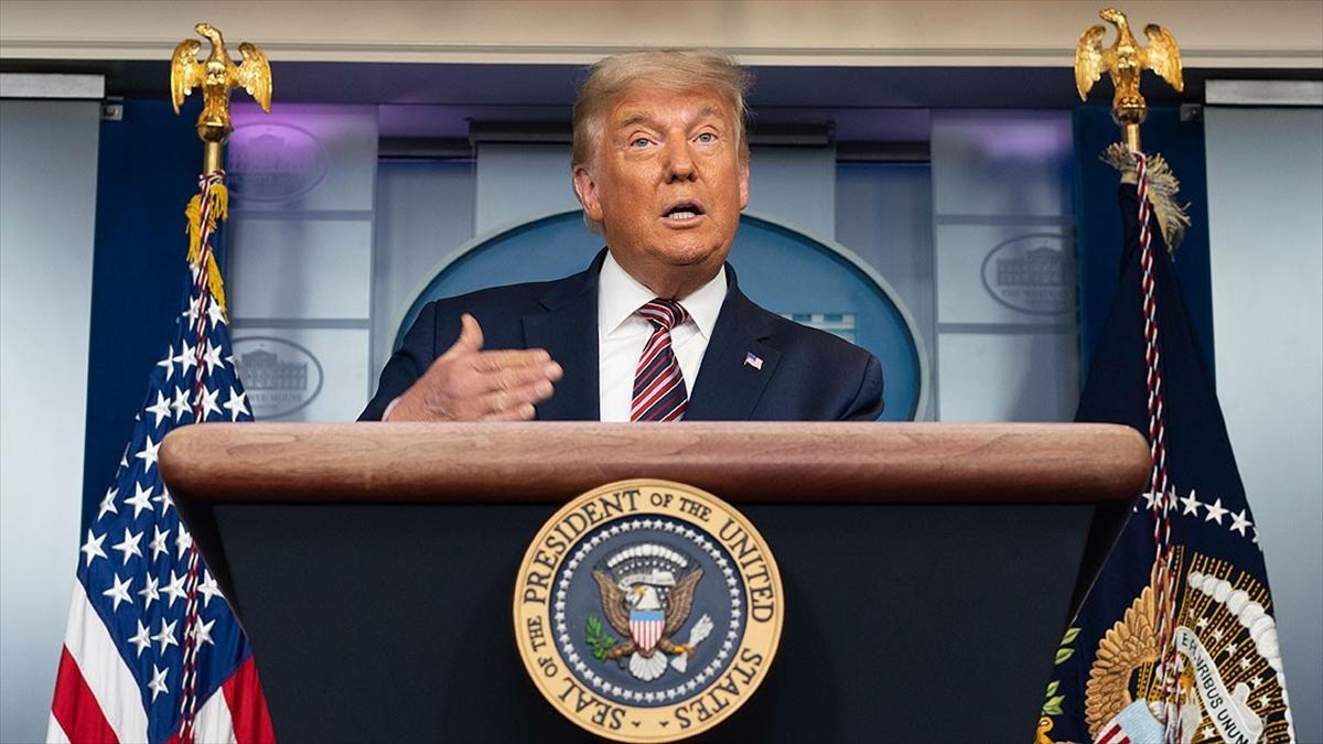 ABD Başkanı Trump 'seçimlerde hile' iddialarını gündeme taşımayı sürdürüyor