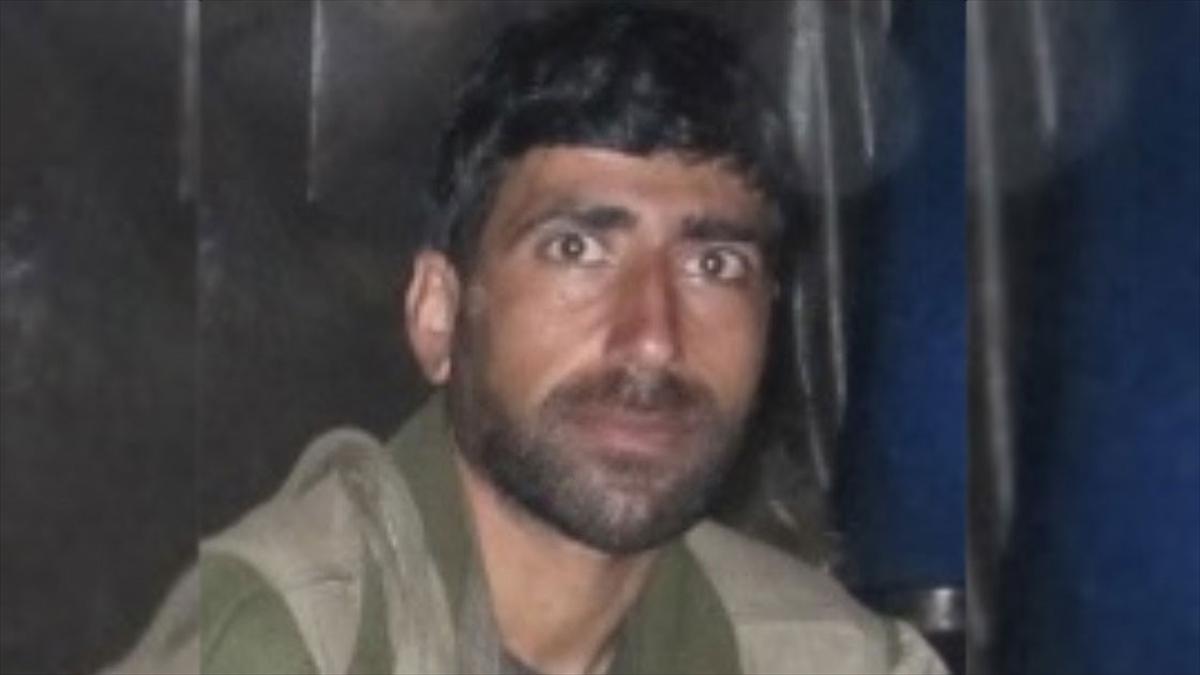 MİT'in Irak'ın kuzeyinde gerçekleştirdiği operasyonda gri kategorideki terörist etkisiz hale getirildi