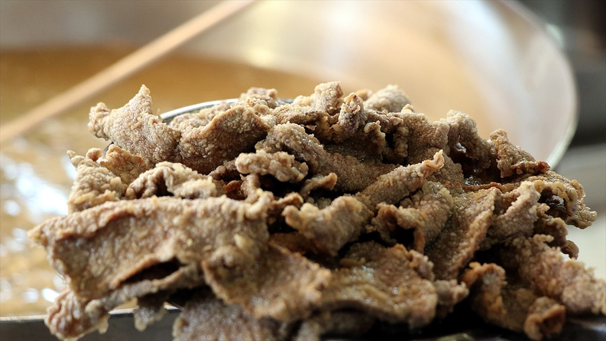 Edirne'nin meşhur tava ciğeri 'UNESCO' yolcusu