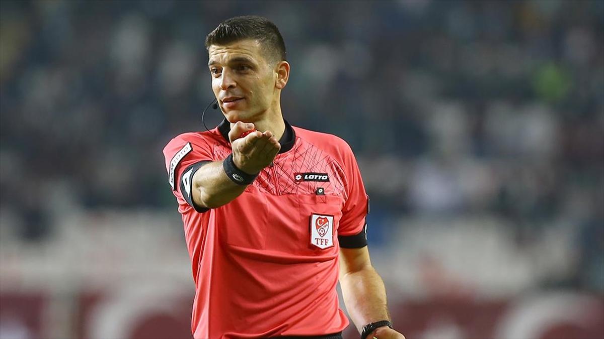 Süper Lig'de 9. haftanın hakemleri belli oldu