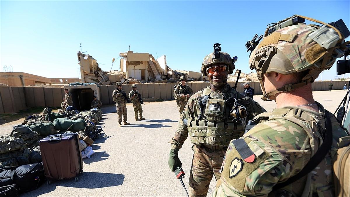 ABD'nin dünya polisliği: Amerika ana kıtası dışında 320 binden fazla ABD askeri bulunuyor