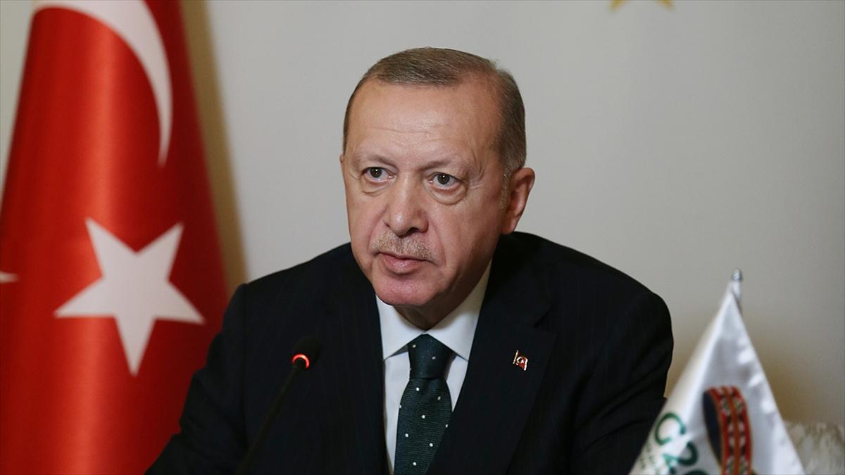 Cumhurbaşkanı Erdoğan: Suriye'de DEAŞ'la göğüs göğüse çarpışan tek NATO ülkesiyiz
