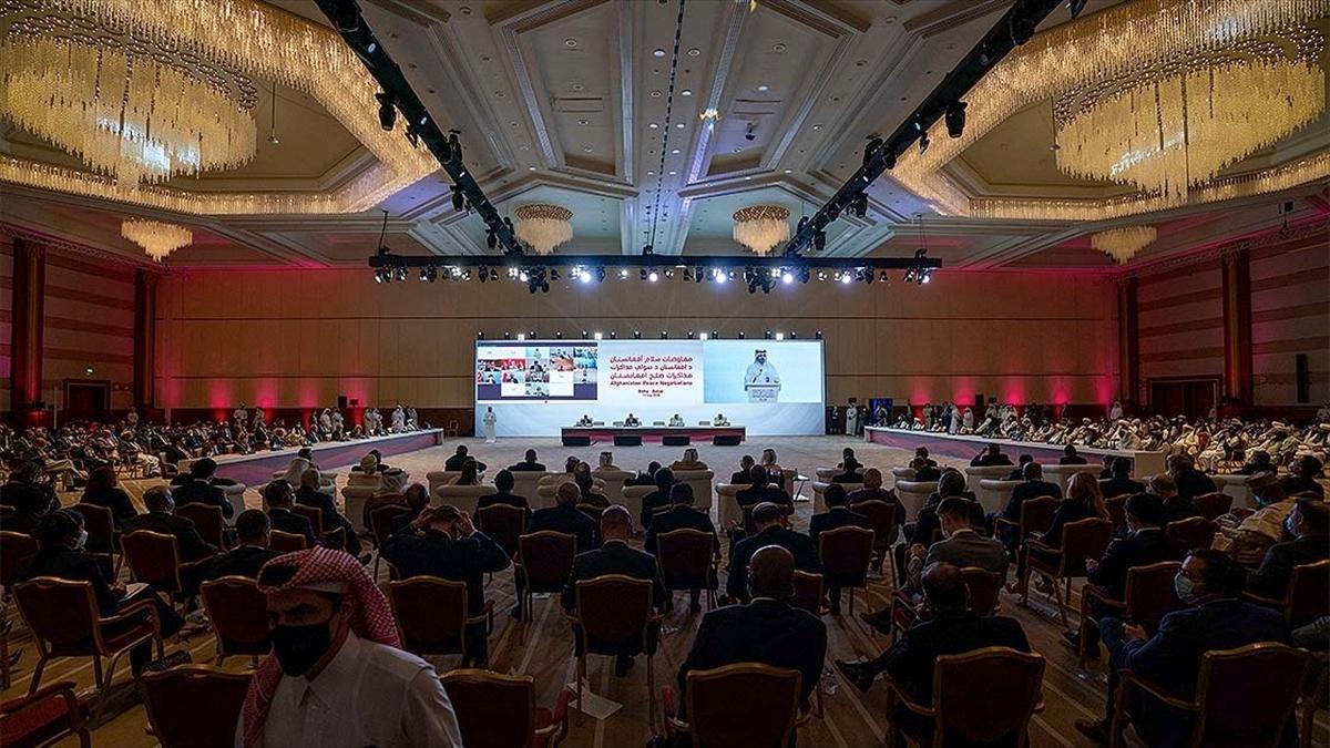 Afgan hükümeti ve Taliban Doha'daki müzakereleri sürdürme konusunda ön anlaşmaya vardı
