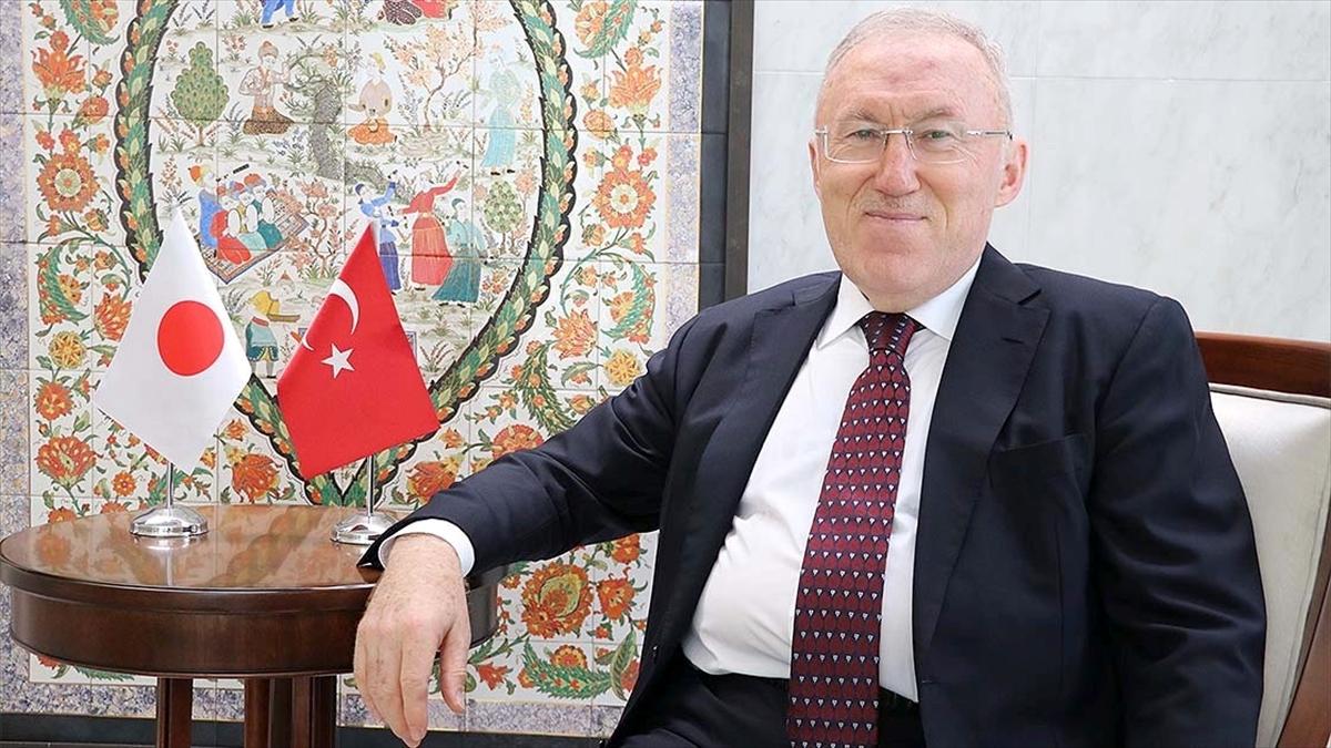 Türkiye'nin Washington Büyükelçiliği görevine Tokyo Büyükelçisi Mercan getirildi