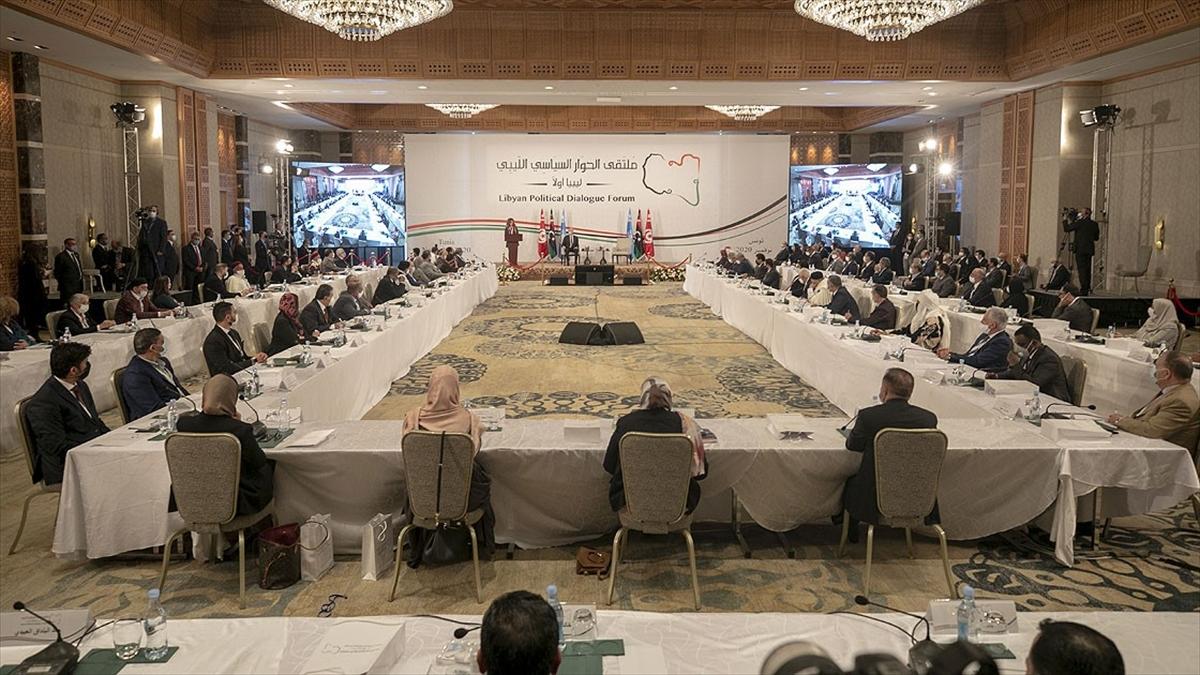 Libya Siyasi Diyalog Forumu'nda seçim mekanizması oylamasında çoğunluk sağlanamadı