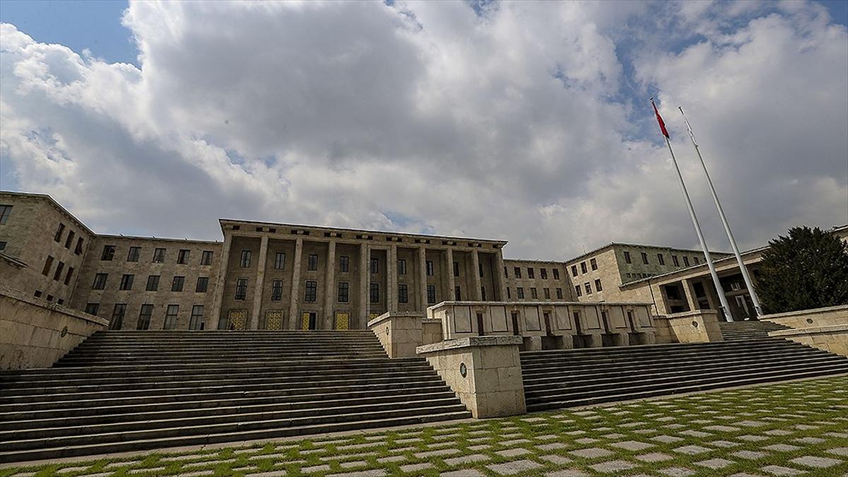 Afganistan tezkeresi TBMM'ye sunuldu