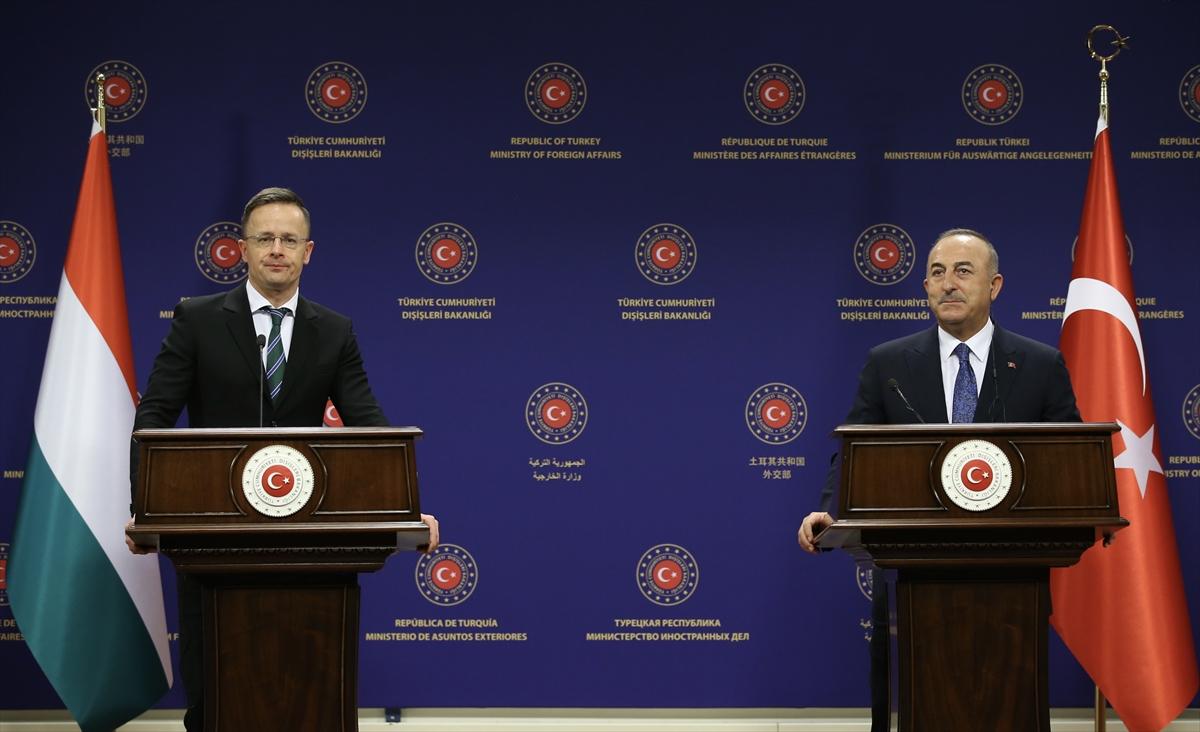 Bakan Çavuşoğlu: Irak'ın tamamen PKK'dan temizlenmesi için Türkiye olarak elimizden gelen desteği vereceğiz