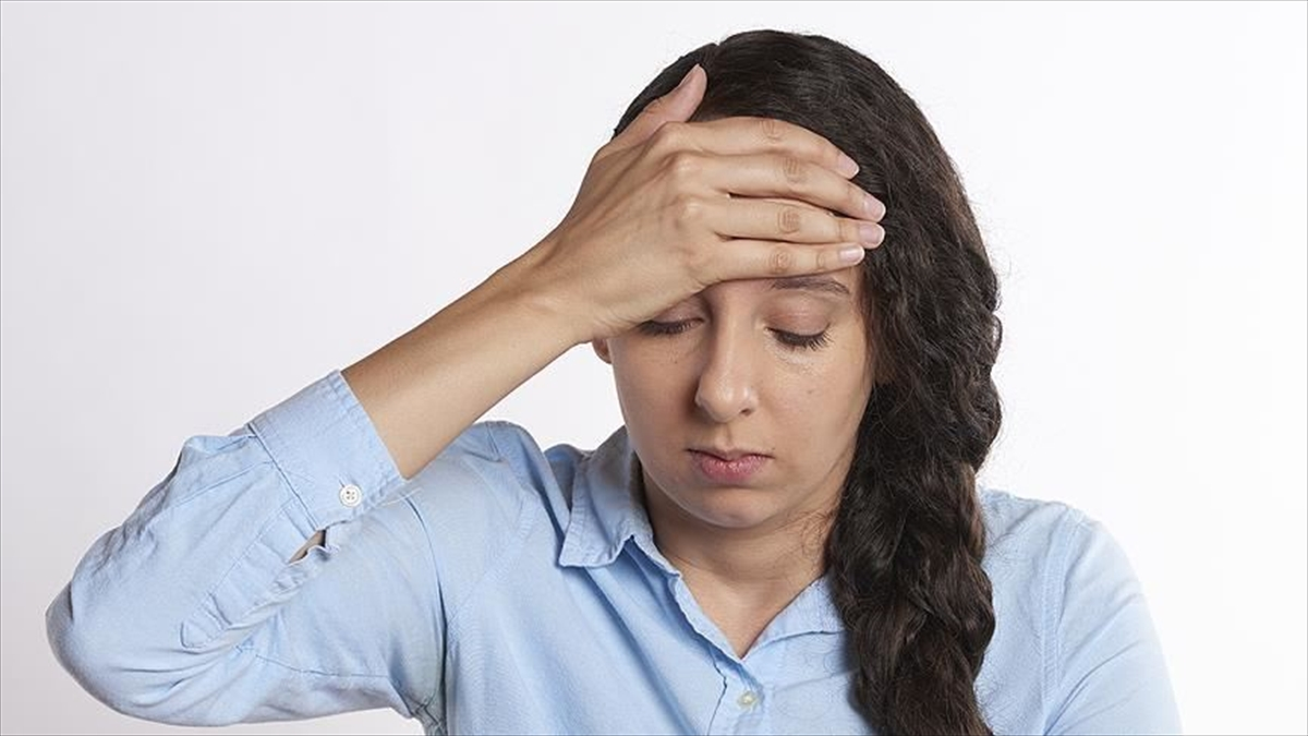 Migren 50 yaş altı kadınlarda birinci engellilik nedeni