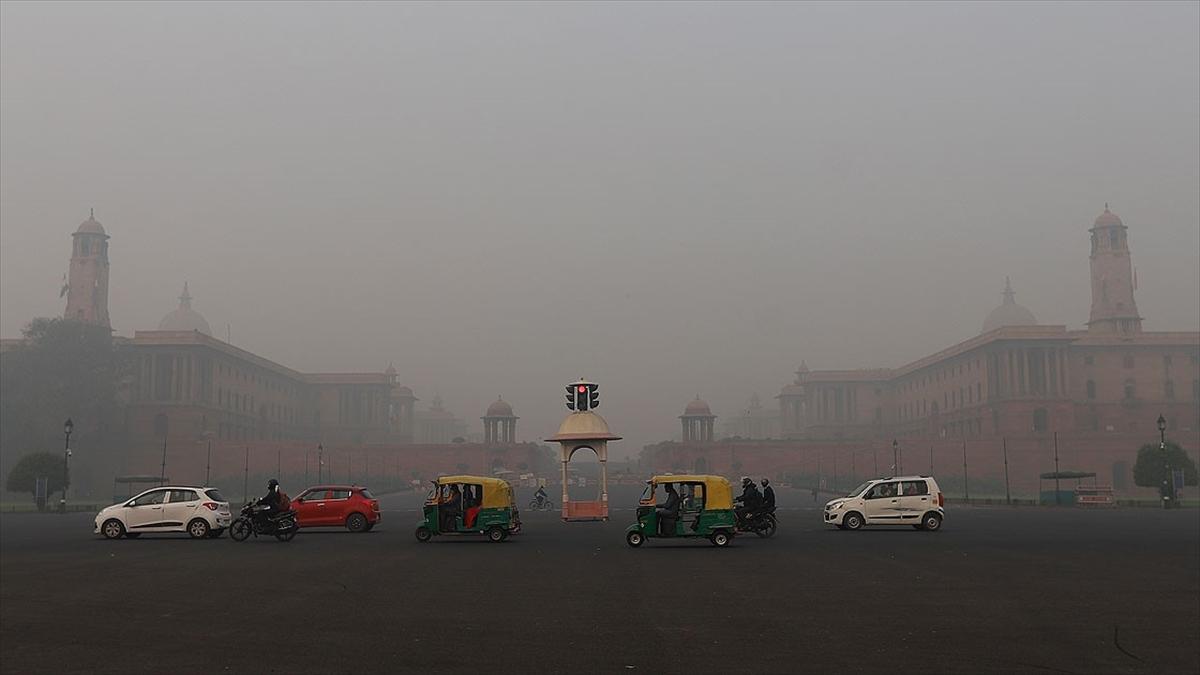 Hindistan'da hava kirliliği geçen yıl 1,67 milyon kişinin ölümüne yol açtı