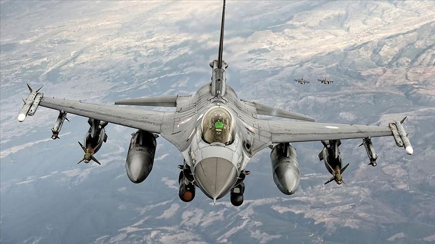 TSK ile MİT'in ortak operasyonuyla Irak'ın kuzeyinde 5 terörist etkisiz hale getirildi