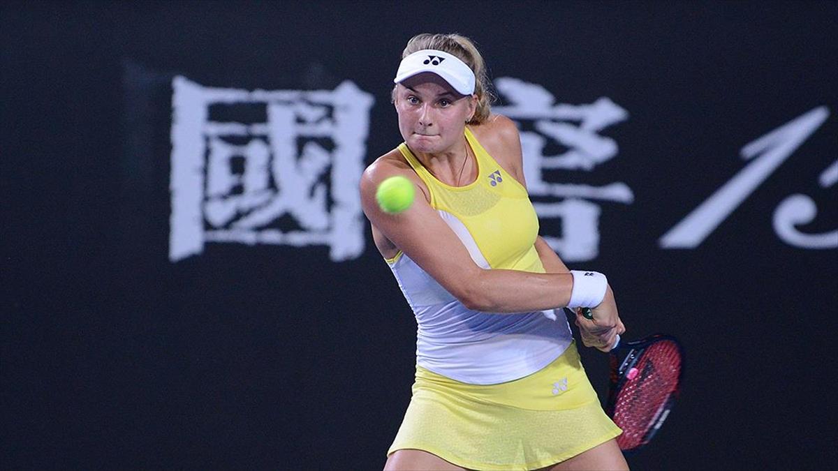 Ukraynalı tenisçi Yastremska yasaklı madde kullandığı gerekçesiyle spordan geçici olarak men edildi