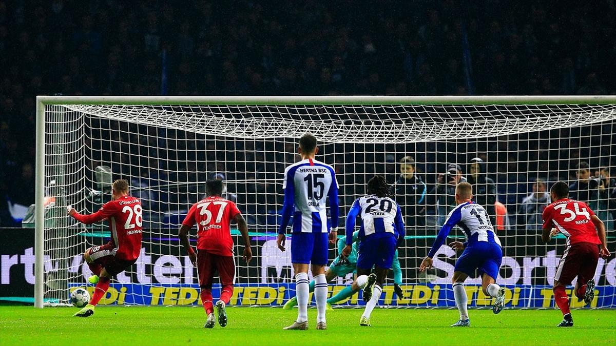 En gollü ligler Bundesliga ve Serie A, Süper Lig ise 3'üncü