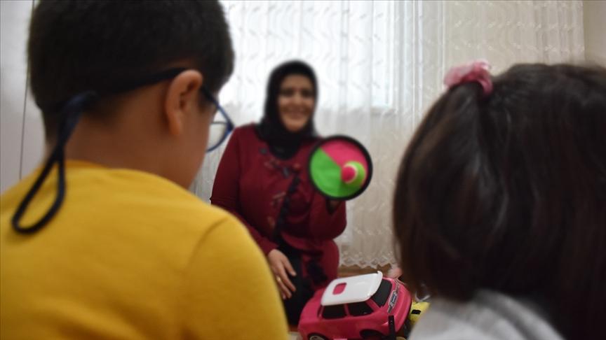 Bakan Zehra Zümrüt Selçuk: Türkiye genelinde koruyucu aile sayımız 2020 yılı sonu itibarıyla 6 bin 481'e yükseldi