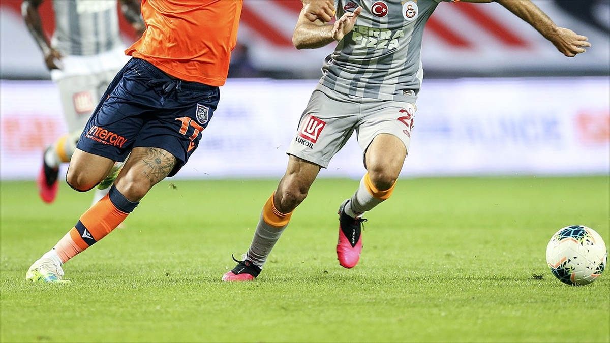 Galatasaray ile Medipol Başakşehir 26. randevuda